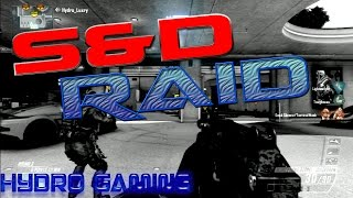 Hydro Gaming League Team playing S&D on Raid