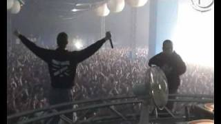 Donkey Rollers DefQon 1 - 2005 - Part 1 of 4
