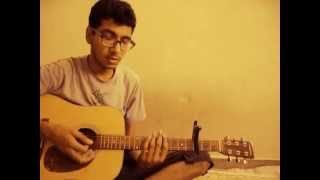 Pee jaon- farhan saeed guitar lesson(Detailed Strumming).flv
