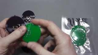 PCB Comparison - OSH Park vs ITEAD Studio