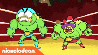 Breadwinners   'Level Up'Official Mashup   Nick