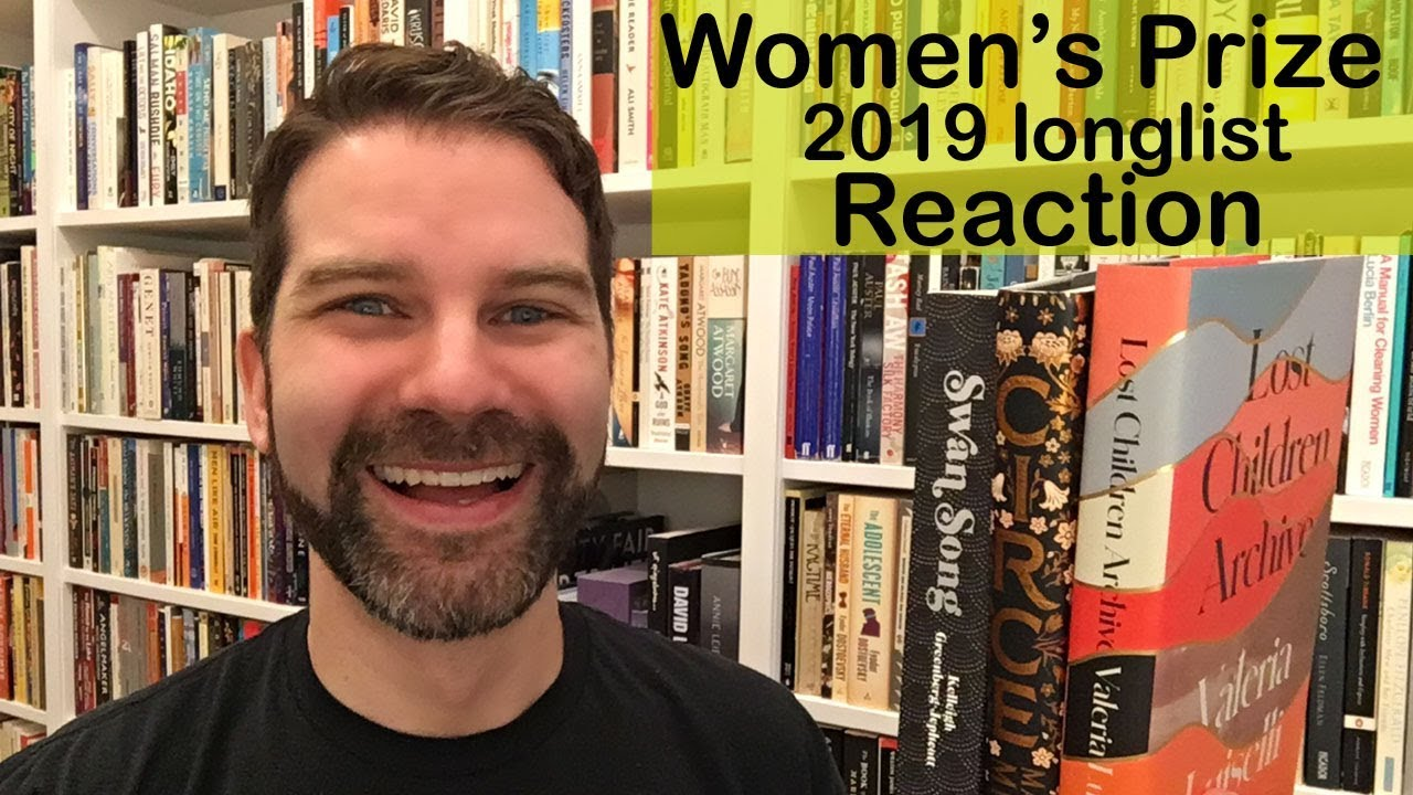 Bottled Goods Longlisted for Womens Prize for Fiction 2019