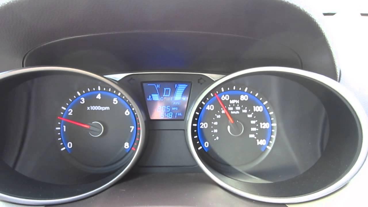 2017 Hyundai Tucson Test Drive Road Noise 50 To 55 Mph