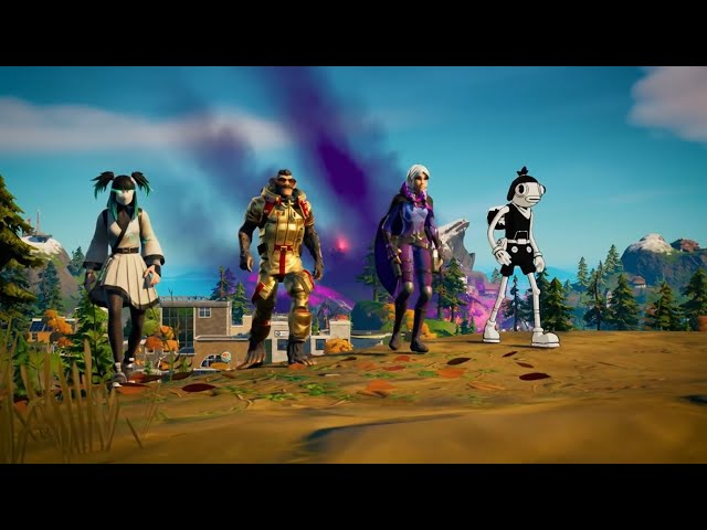 Fortnite Season 8 Gameplay Compilation PS4 Chapter 2