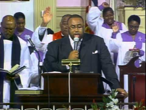 Elder J. Rashad Jones - St. John COGIC(Newport News, VA) Sun