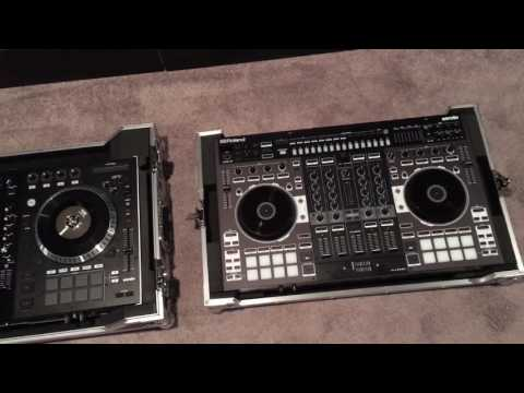 Numark NS7ll Vs. Roland DJ-808. Which Is Better?
