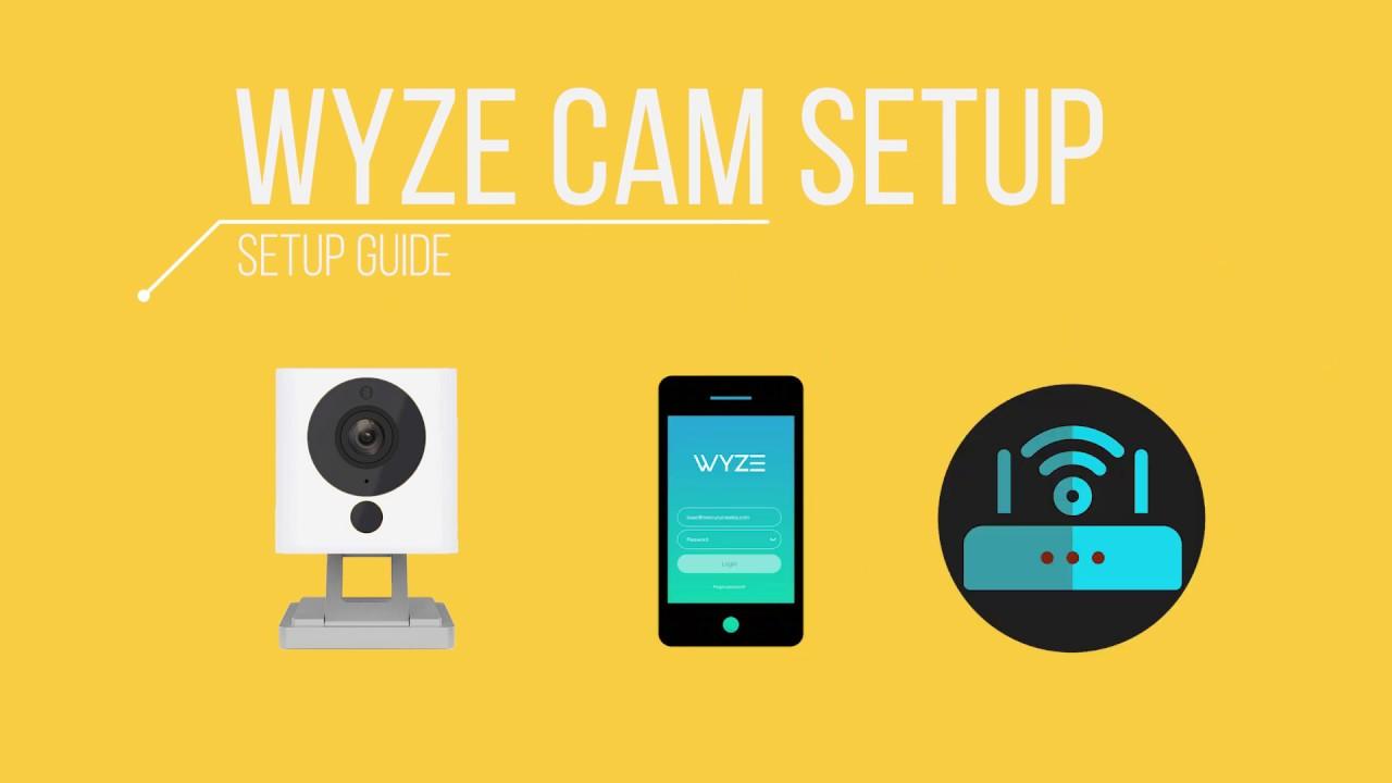 Wyze Cam Setup Guide – Wyze