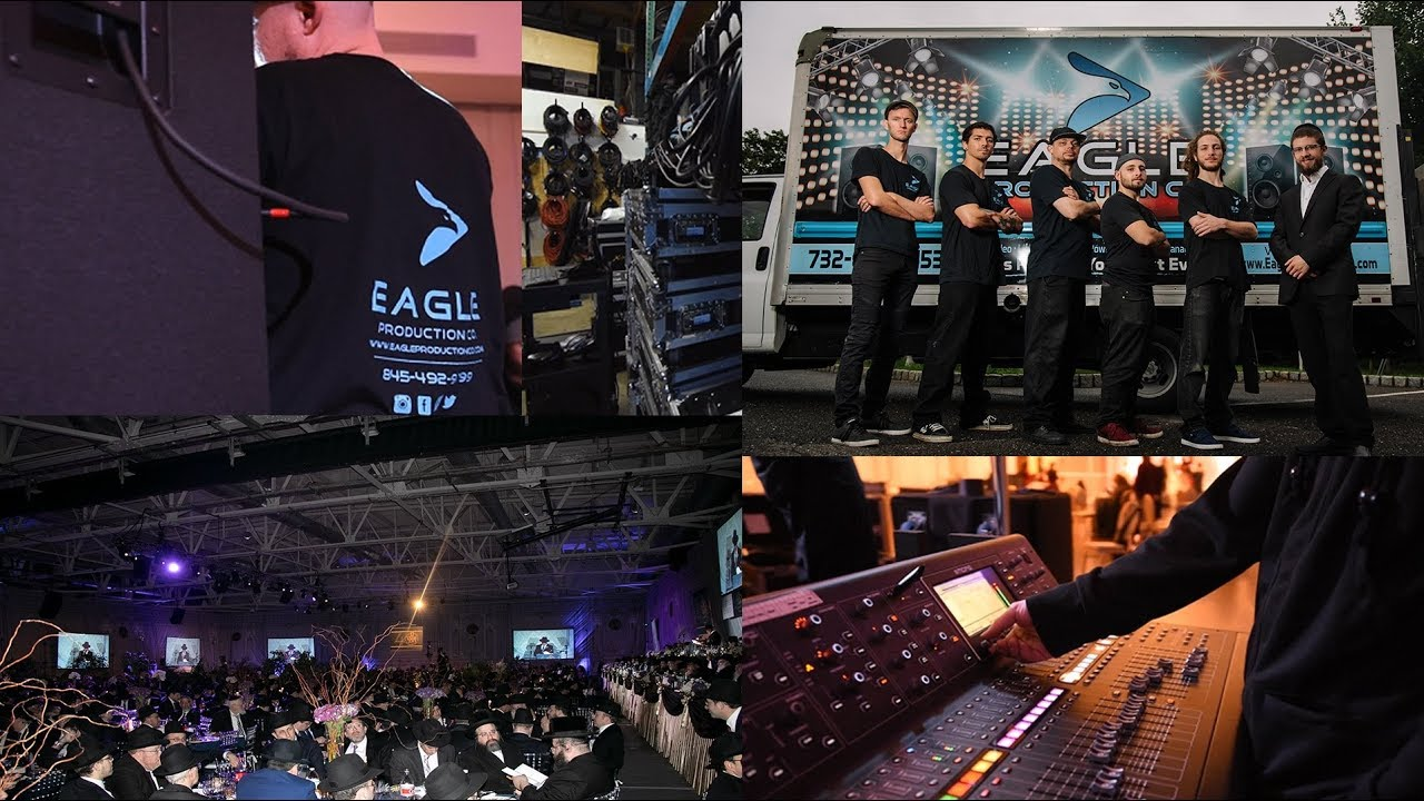 We Are Eagle Production Co. Professional Audio, Video, Lighting for Social, Corporate Events