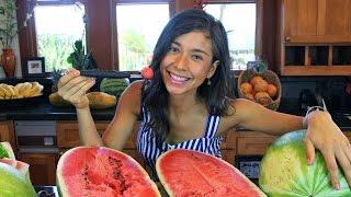 Watermelon Island! (watermelon Detox)