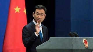 VOA连线(叶兵):病毒肆虐北京称期待美援