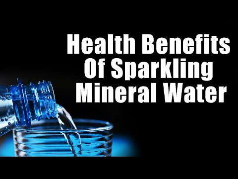 10 Surprising Health Benefits Of Sparkling Mineral Water | Boldsky