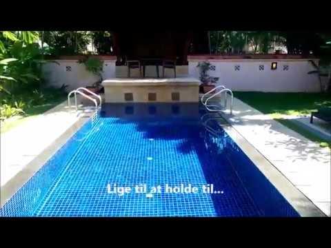 badekar overløb hookup