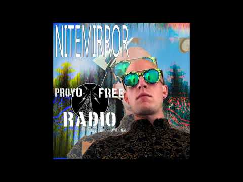 Radio Free Provo feat Nitemirror interview / performance Oct 2017