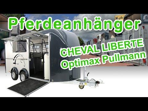 pferdeanh nger cheval liberte optimax pullmann. Black Bedroom Furniture Sets. Home Design Ideas