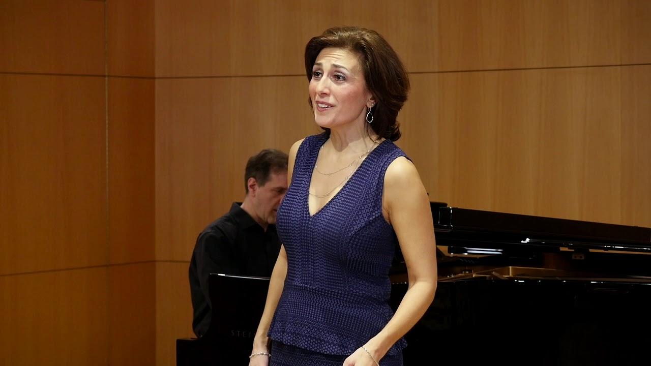 Le jour sous le soleil béni - Joanna Mongiardo, soprano