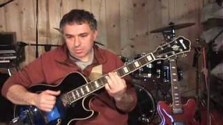 Gino Vannelli, Feel Like Flying - Solo Fingerstyle Jazz Guitar Arrangement