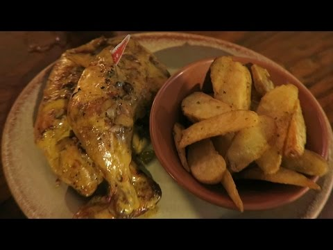NANDOS, In PAKISTAN | LUNCH WITH FRIENDS