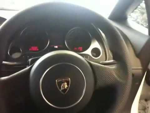 Lamborghini Gallardo Lp560 4 Interior Youtube