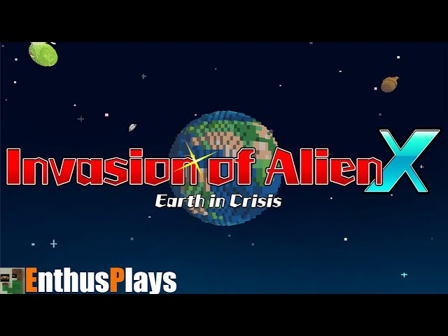 Invasion of Alien X Earth in Crisis (Switch) - EnthusPlays | GameEnthus