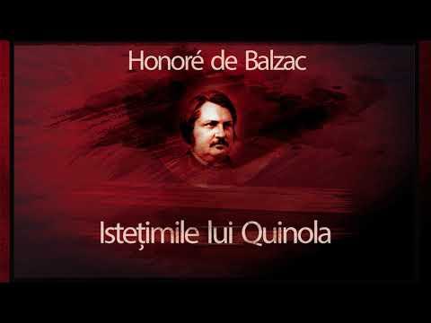 Istetimile lui Quinola (1985) - Honore de Balzac