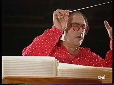 1991. Febrer. PART 2 UNIÓ MUSICAL DE LLÍRIA OBRA BELMONTE-DIRECTOR CARLES SANTOS- RTVE