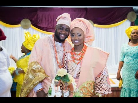 Ayoola + Sodiq : Nigerian Traditional Marriage
