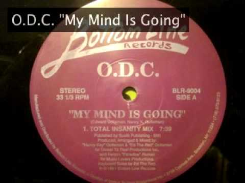 """O.D.C. """"My Mind Is Going"""" 1991"""