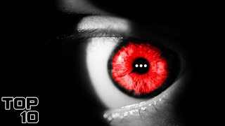 Top 10 Scary Underrated Creepypasta