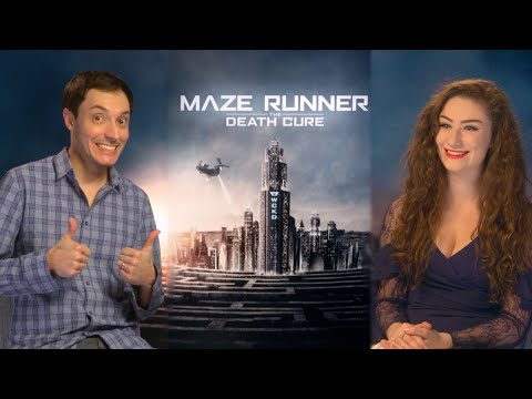 Chatting to Wes Ball  Maze Runner: The Death Cure