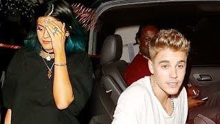 Justin Bieber Sweet Talks His Female Fans After Dinner Date With Kylie [2014]
