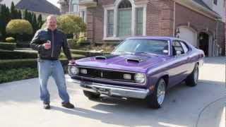 1972 Plymouth Duster Classic Muscle Car for Sale in MI Vanguard Motor Sales