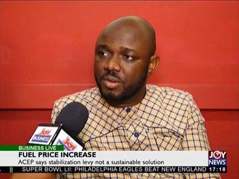 Fuel Price Regulation - Business Live on JoyNews (5-2-18)