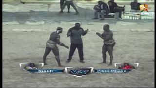 NIAKH VS PAPE MBAYE - 2ème JOURNÉE TFP