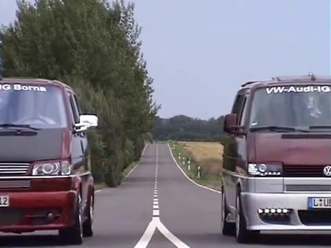 vw t4 multivan tuning doppelpack youtube. Black Bedroom Furniture Sets. Home Design Ideas