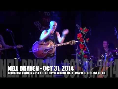 BLUESFEST 2014 - NELL BRYDEN