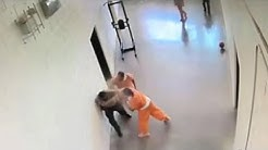 Caught on camera: Inmates attack officer at Arizona detention center