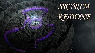 """Skyrim Redone: ** """"Что Скрывает Крипта Ночной Пустоты?"""" ** (#6)"""
