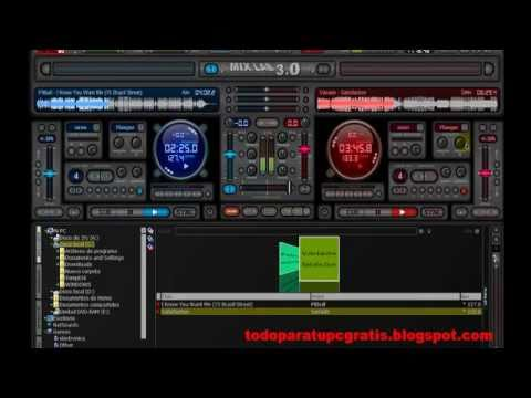 atomix virtual dj 6.0.7 gratuit
