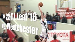 # 22 T.J. Leaf '16 vs. Westchester, 12/26/14