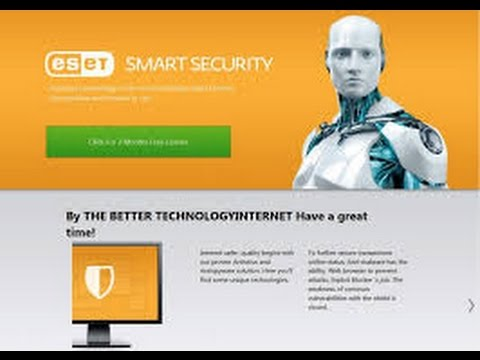 Instalar Y Activar Eset Smart Security 9 2016 En Espa 241 Ol