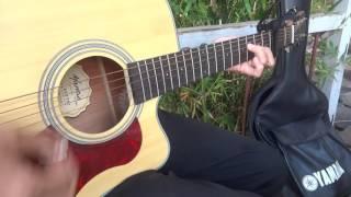 Mưa rừng(Lệ Quyên) -guitar bolero cover