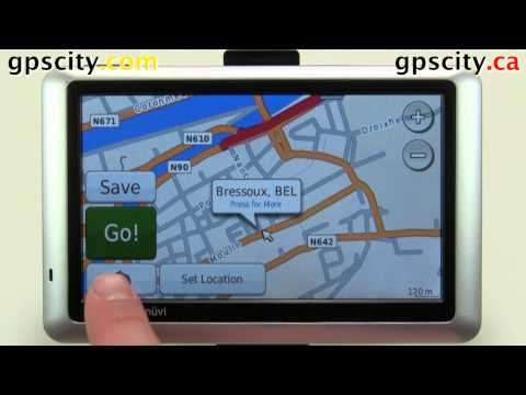 How To Install A Garmin Europe Map Card On The Nuvi 1400 Series With GPSCity
