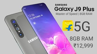 Samsung Galaxy J9 Plus - SnapDragon 845, 64MP Dual Popup Camera, 5000 mAh, Side Mounted Fingerprint