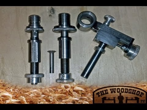 Thread Chasing Jig for The Lathe It makes Both male and female threads on the lathe