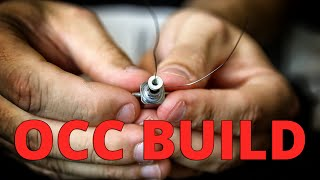 How To Rebuild The Kanger Sub Tank Mini Occ Coil