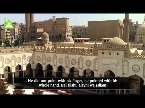 Description of Prophet Muhammad PBUH #whoismuhammad by Shaykh Hamza Yusuf