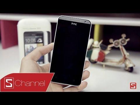 Schannel - Đánh giá HTC Desire 300: Thiết kế đẹp, màn hình tốt, gía cao - CellphoneS