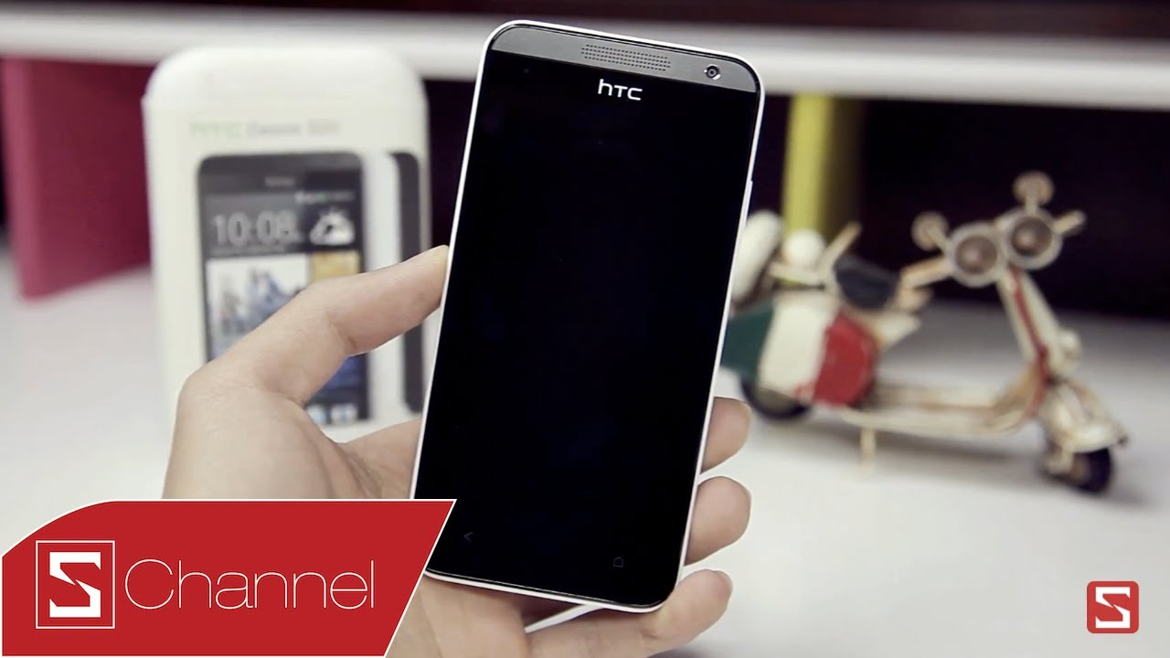 Schannel – Đánh giá HTC Desire 300: Thiết kế đẹp, màn hình tốt, gía cao  – CellphoneS