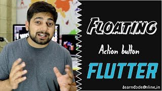 Floating action button - #flutter