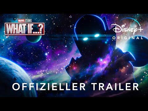 Marvel Studios' What If...? | Offizieller Trailer | Disney+